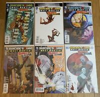 Dc Comics Suicide Squad- Most Wanted: Deadshot & Katana #1-#6 Full Run