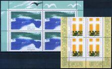Germania Bund 1998 Mi. 1989, 1995 Nuovo ** 100% Mare, croce, quartine