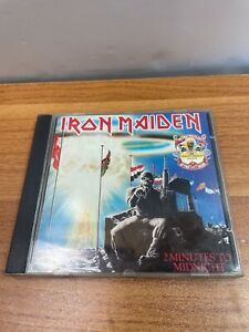 Iron Maiden - 2 Minutes to Midnight - Aces High - Music CD Album