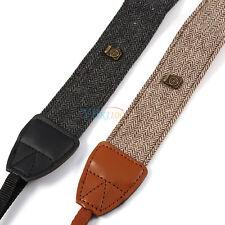 Adjustable Shoulder Neck Strap Belt Band Rope Anti-slip For DSLR SLRCamera SR