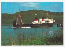 Postcard, Caledonian MacBrayne Limited, MV Pioneer (Built 1974)