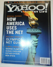 Yahoo! Magazine How America Uses The Net September 2000 032015R
