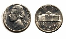 1967 Jefferson Nickel  - Business strike - Gem bu  #N810
