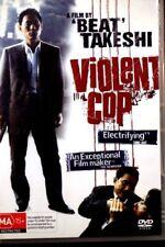 Violent Cop DVD New Sealed Australia Region 4