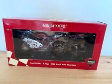 MINICHAMPS Ducati 999F03 N Haha Brands hatch 2004 113 060241