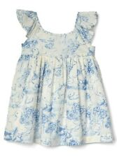 Baby Gap 18-24 Pond Life Flutter Dress & Bloomers 100% Cotton HTF New NWT