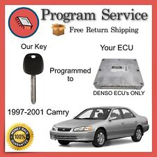 ✅ ECU Computer KEY PROGRAM Toyota Camry 1997 1998 1999 2000 2001 97 98 99 00 01