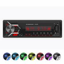 Autoradio USB Aux In Equalizer Verschiedene BeleuchtungsFarben DHL
