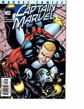 Lot Of 5 Captain Marvel Marvel Comic Books #23 24 25 26 27 BH54