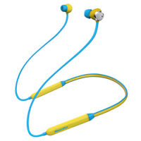 Bluedio TN Wireless ANC Headphone Bluetooth Sport In Ear headset with Mic Yellow
