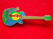 HRC Hard Rock Cafe Yokohama Earth Day 1999 Dolphine Guitar LE500