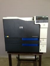 HP COLOR LASERJET CP5520 Series