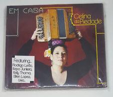 CELINA DA PIEDADE 2 CD Set Em Casa NEW/SEALED Rodrigo Leao Kepa Junkera Thomas