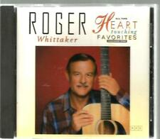 All Time Heart Touching Favorites, Vol. 1 by Roger Whittaker (CD, Apr-1990