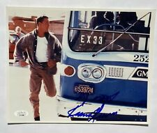 KEANU REEVES SPEED Signed Autograph 10x8 Photograph JSA Authentication