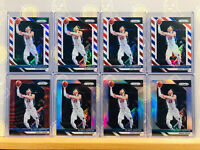 2018 Panini Prizm Blake Griffin 172 8x Red White Blue, Cracked Ice & Silver Lot