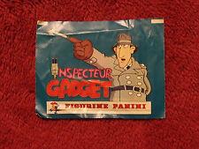 PANINI Sammeltüte/Pochette/Bustina// Package/INSPECTEUR GADGET 1983