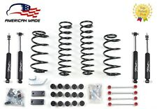 "1997-2006 Jeep Wrangler TJ Unlimited 4.25"" Zone Offroad J25N Combo Lift Kit"