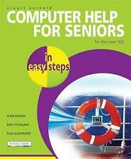 NEW BOOK Computer Help for Seniors in Easy Steps by Stuart Yarnold