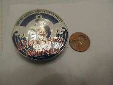 OOTM pin Michigan 2004 Blinky pin odyssey of the mind