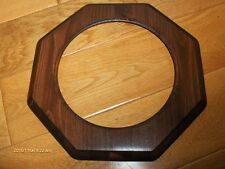 """Prefinished Pine Clock or Craft Frame,11 3/4"""" x 3/4"""",7 7/8"""" View,Double Rabbeted"""