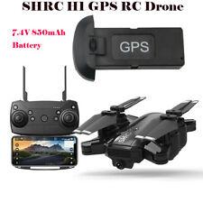 2 Stücke 7,4 V 850 mAh Lipo Batterie Hohe Kapazität Für SHRC H1 GPS RC Drohne