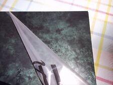 "Rotary Engravable Sheet IPI Plastic Marbelized Green w/white core 12""x12"" 1/16"""
