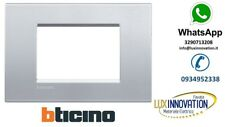 PLACCA BTICINO LIVING LIGHT TECH LNA4803TE BTICINO ORIGINALE