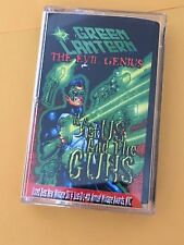 Dj Green Lantern Just us and the Guns Classic Hip Hop 90s NYC Mixtape Cassette