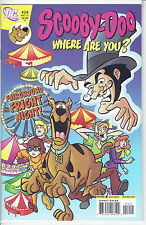 SCOOBY-DOO WHERE ARE YOU #14 FAIRGROUND FRIGHT NIGHT DC 2011 DCKIDS VF/NM.