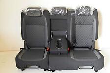 original VW Tiguan 2 AD Sitz hinten Sitze Rücksitzbank Rückbank Stoff rear seats