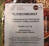 Fleischwurstgewürz, 1kg, Gewürz, Gewürze,