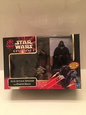 Hasbro Star Wars: Episode I 1 - Sith Attack Speeder with Darth Maul