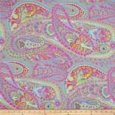 Fat Quarter Kaffe Fassett Jungle-Grigio-Rowan cotone tessuti quilting