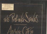 "ROLLING STONES ""Atlantic City 89""  Limitierte 4 GOLD CD BOX-SET RARE"