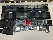 Lot Of 59 Cell Phones Samsung Lg Motorola Zte & Tcl For Salvage Parts!