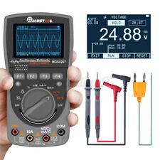 MUSTOOL MDS8207 Digital 40MHz 200Msp Digital Oscilloscope Multimeter Scopemeter