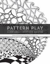 Pattern Play: A Zentangle Creativity Boost (Paperback or Softback)