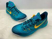 Nike Zoom Kobe Bryant Venomenon 4 2013 Turbo Green Low Sz 11  Men's (635578-302)