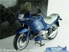 BMW R 1100 RS MOTORBIKE MODEL 1:24 SCALE MINICHAMPS CYC RS1105 BLUE BIKE K8
