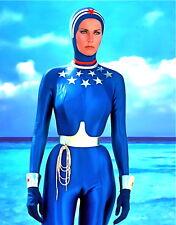 1970's LYNDA CARTER (Wonder Woman) color series promo photo