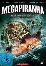Mega Piranha ( Horror-Action ) mit Paul Logan, Tiffany, Barry Williams DVD