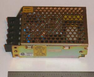 Cosel R25U-24 Power Supply 24DC 1.1A Output 120 VAC In