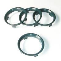 Centre Spigot Rings for Dezent 60.1 - 57.1mm to fit Audi A4