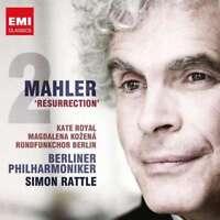 Sir Simon Rattle - Mahler: Symphony No.2 NEW CD
