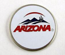 5 NCAA Collegiate Golf Ballmark Ballmarker Ball mark ballmark Arizona Mountain