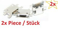 Micro mini USB Jack 5p female socket hembra instalación de haya Connector 5 pin phone 2