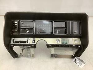 1969-1970 Buick Wildcat Speedometer Assembly