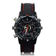 Waterproof Wrist Watch SPY Hidden Camera Digital Video DVR Camcorder Ornate Best