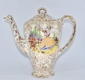 1952 Empire England CRINOLINE LADY Coffee Pot - 700ml